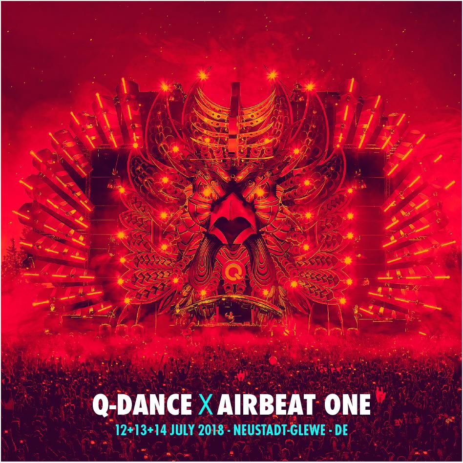 Q Dance Q Dance X Airbeat One 2018