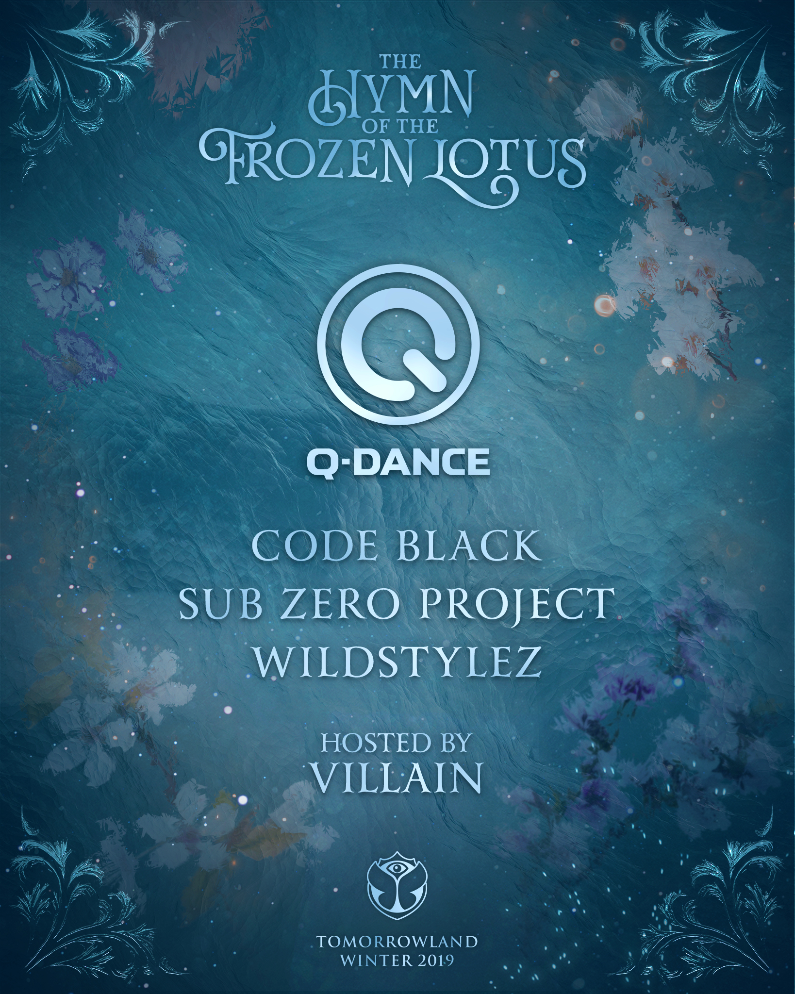 Q-dance | Q-dance at Tomorrowland Winter 2019